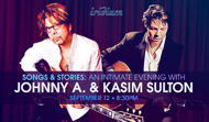 Johnny A. and Kasim Sultan