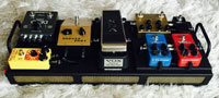Yardbirds pedalboard